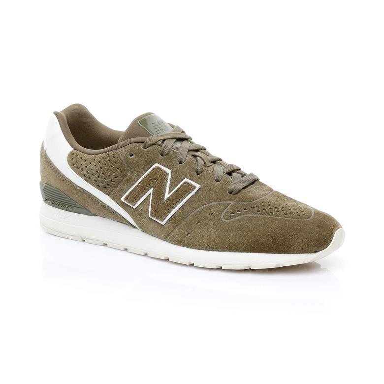 New Balance 996 Erkek Yeşil Sneaker