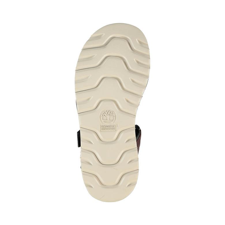 Timberland Pierce Point Erkek Kahverengi Sandalet