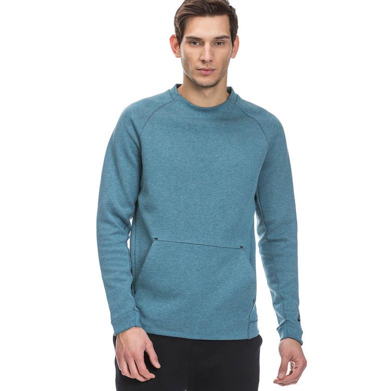 Sweatshirt Erkek Mavi Giyim