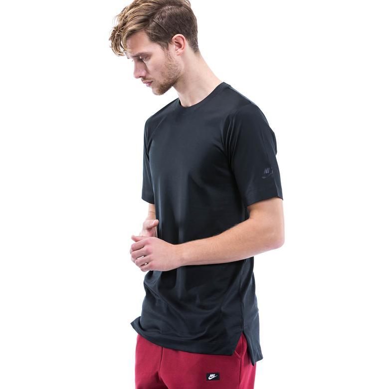 Nike Erkek Siyah Tshirt