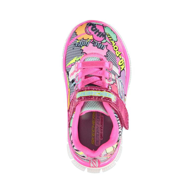 Skechers Skech Appeal Çocuk Pembe Renkli Spor Ayakkabı