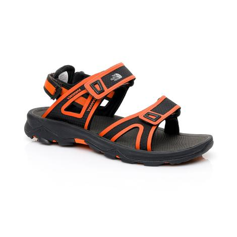 The North Face Hedgehog Sandal II Erkek Siyah Sandalet