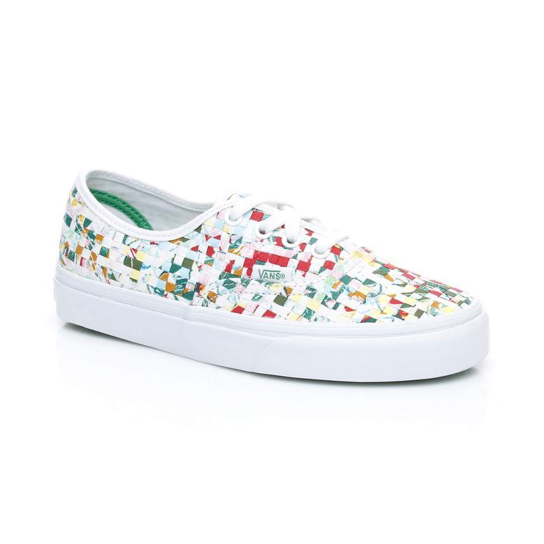 Vans Ua Authentic Kadın Beyaz Sneaker