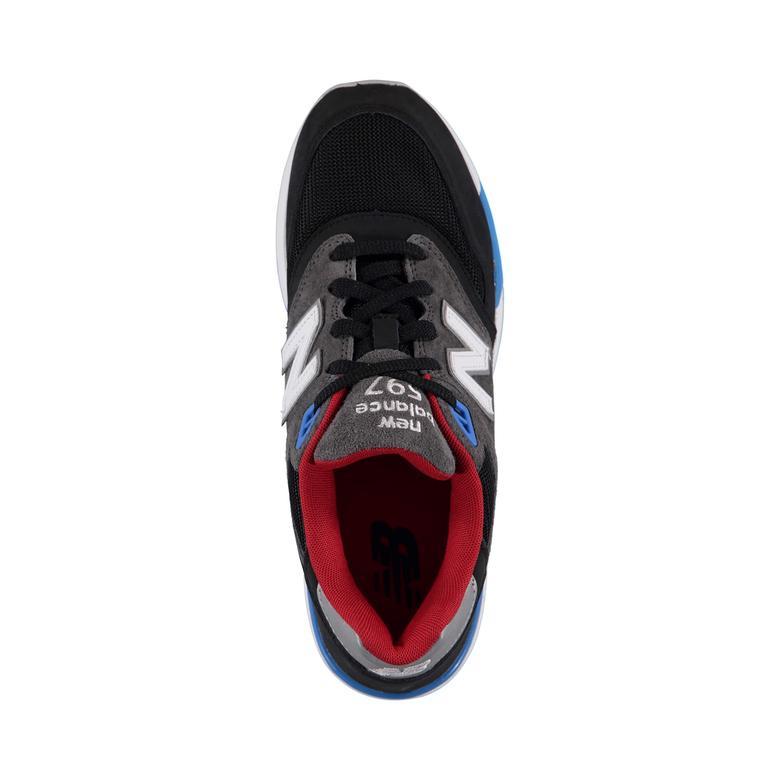 New Balance 597 Erkek Siyah Sneaker