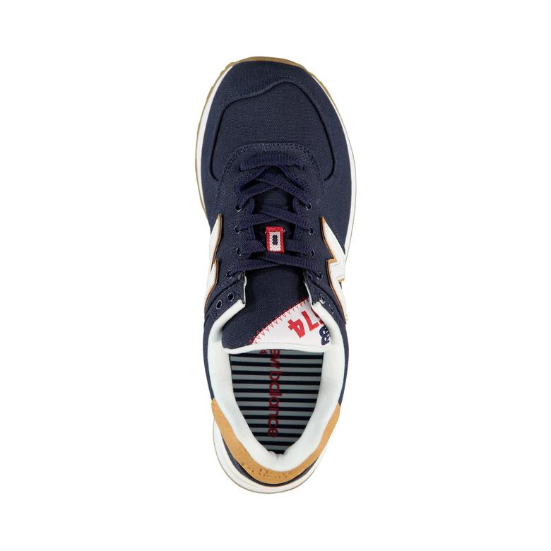 New Balance 574 Yacht Life Erkek Lacivert Sneaker