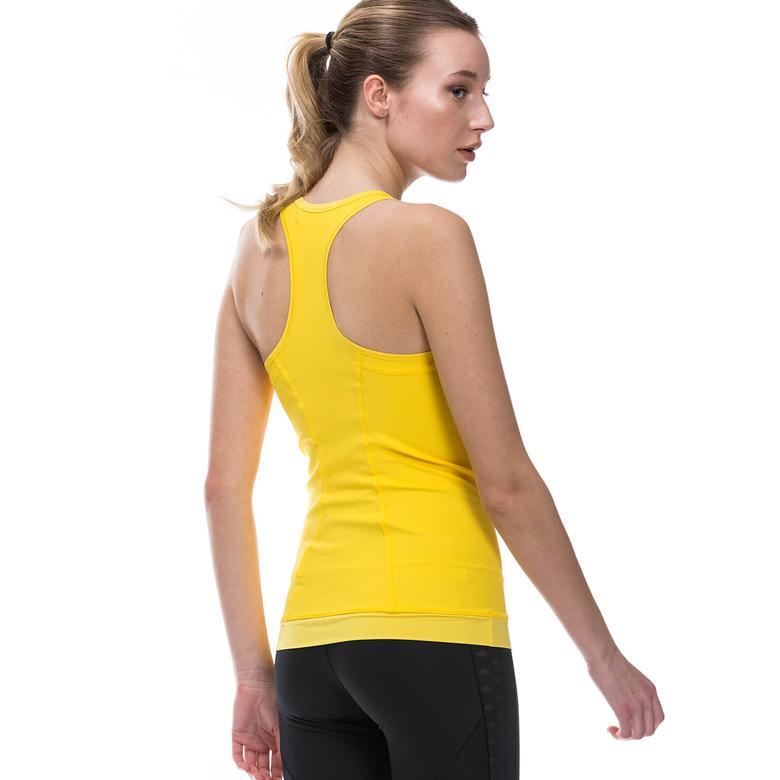 adidas Stella McCartney The Performans Kadın Sarı Tank Top
