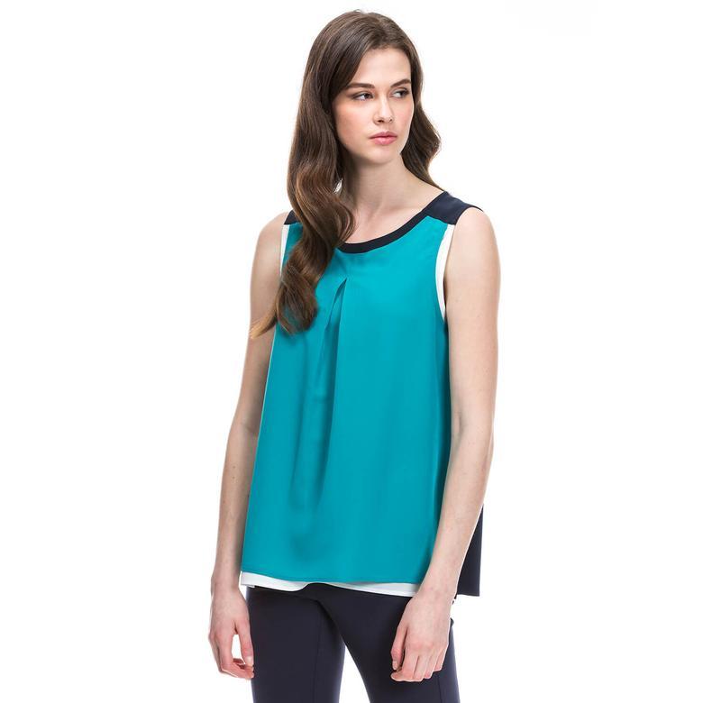 Nautica Kadın Yeşil Bluz