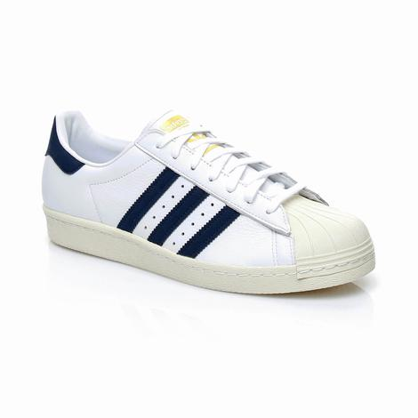 adidas Superstar Erkek Beyaz Sneaker