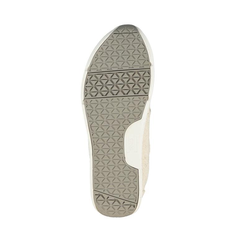 Del Rey Gümüş Kadın Ayakkabı