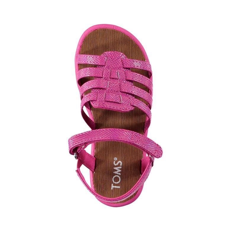 Huarache Pembe Çocuk Ayakkabı