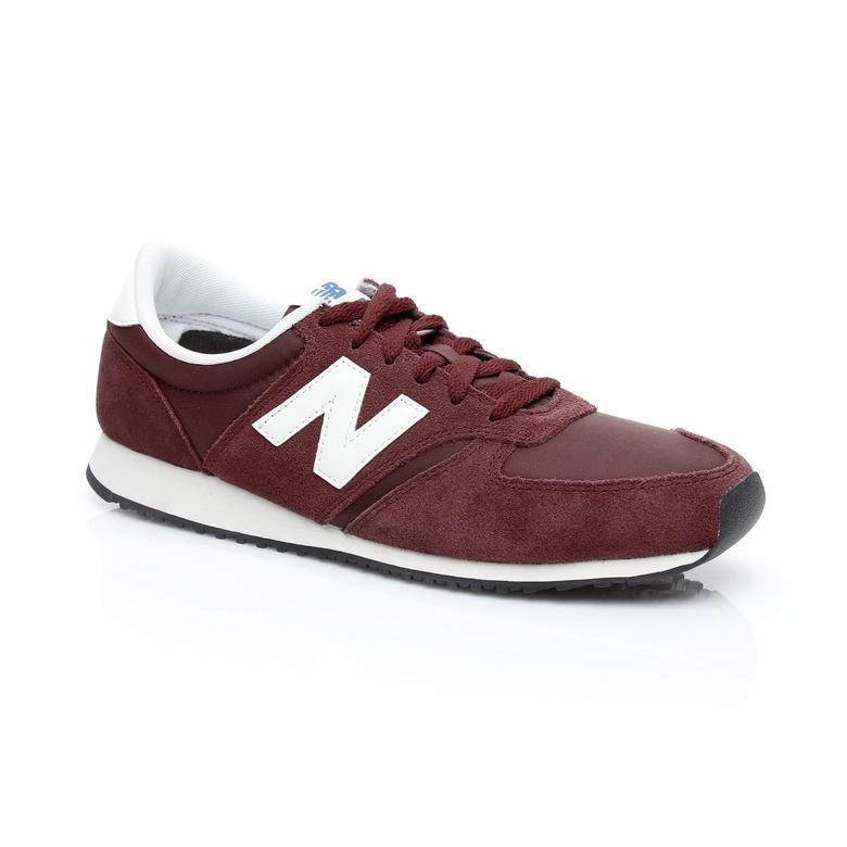 New Balance U420Rdw Erkek Bordo Sneakers