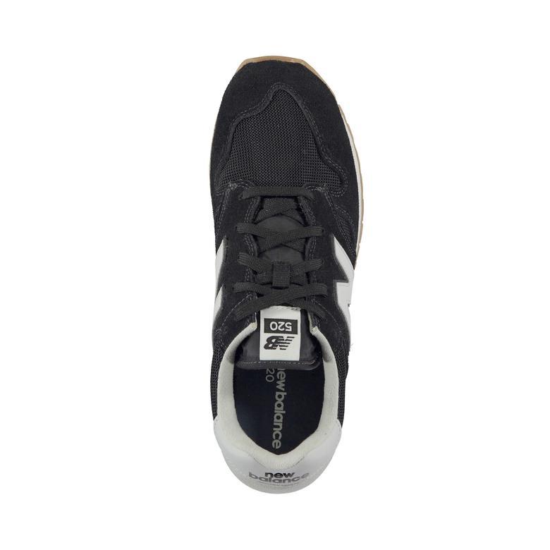 New Balance 520 Erkek Siyah Spor Ayakkabı