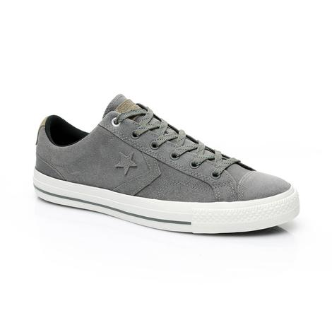 Converse Star Player Erkek Gri Sneaker