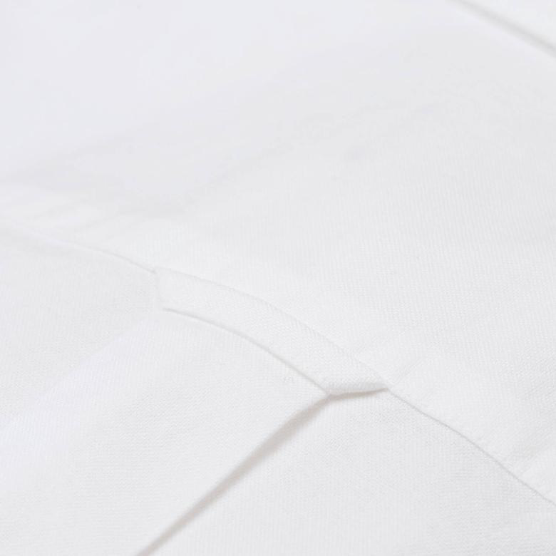 Gant Erkek Beyaz Uzun Kollu Regular Fit Oxford Gömlek