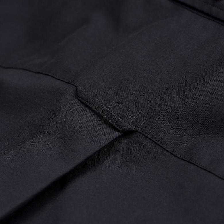 Gant Erkek Siyah Uzun Kollu Slim Fit Gömlek