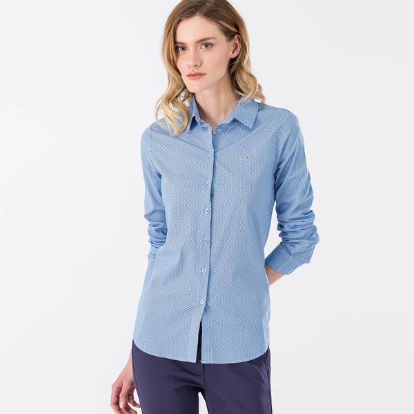 Lacoste Kadın Sportswear Gömlek