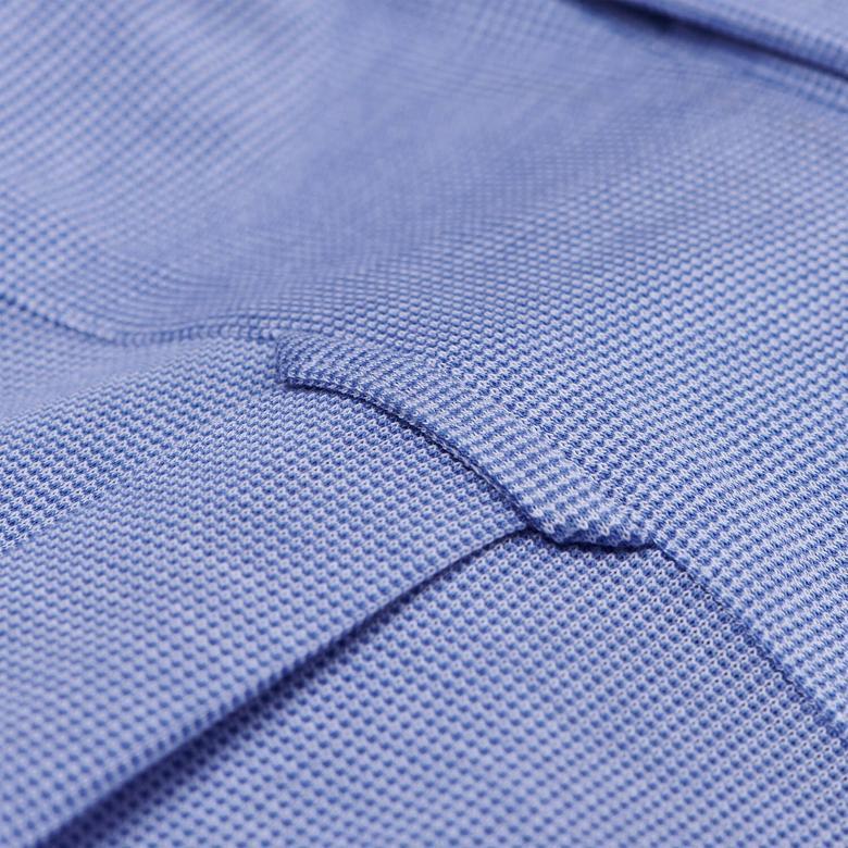 Gant Erkek Mavi Uzun Kollu Gömlek