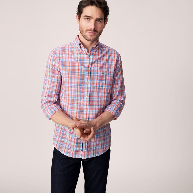 Gant Erkek Renkli Uzun Kollu Regular Fit Gömlek