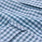 Gant Erkek Yeşil Kareli Tech Prep Oxford Gömlek