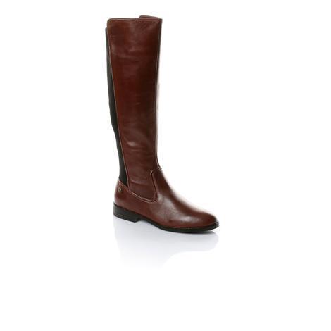 Lacoste Kadın Kahverengi Çizme