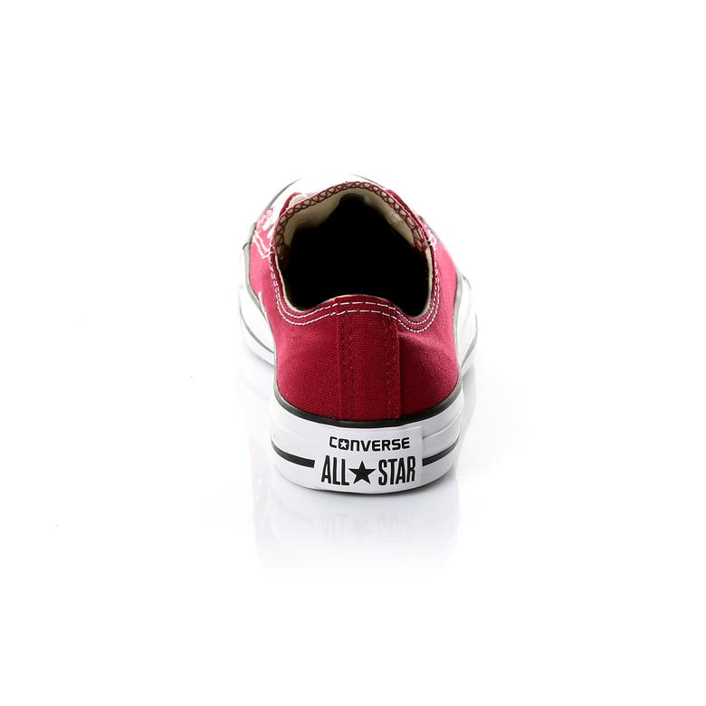 Converse Chuck Taylor All Star Seasonal Unisex Bordo Sneaker