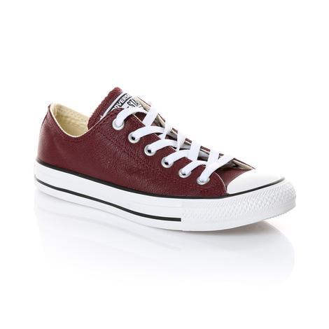 Converse Chuck Taylor Kadın Bordo Sneaker