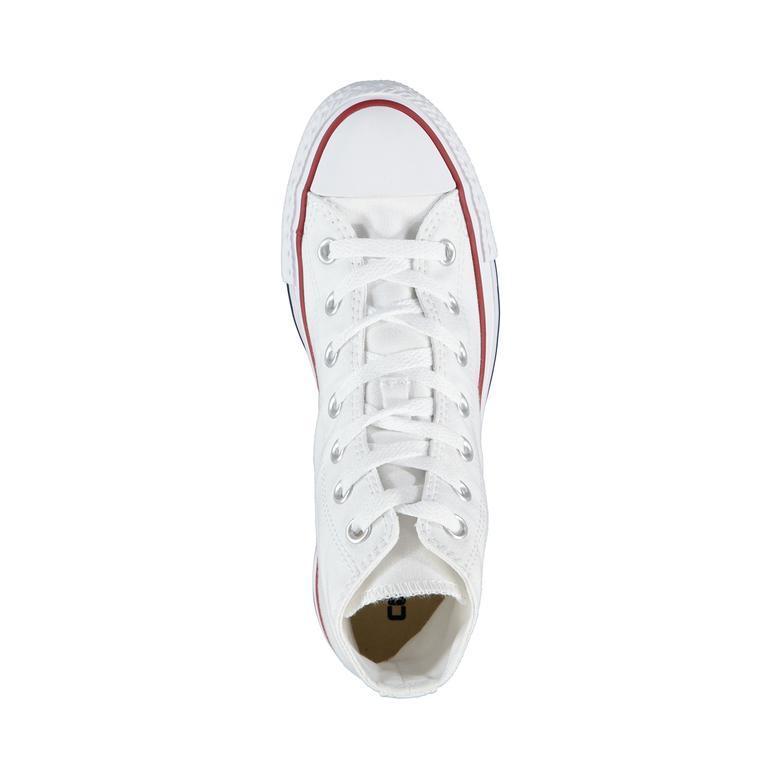 Converse Chuck Taylor All Star Mid Unisex Beyaz Sneaker