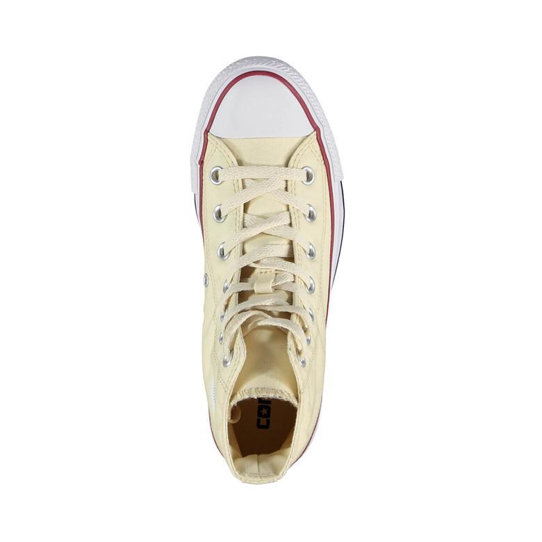 Converse Chuck Taylor All Star Mid Unisex Krem Sneaker