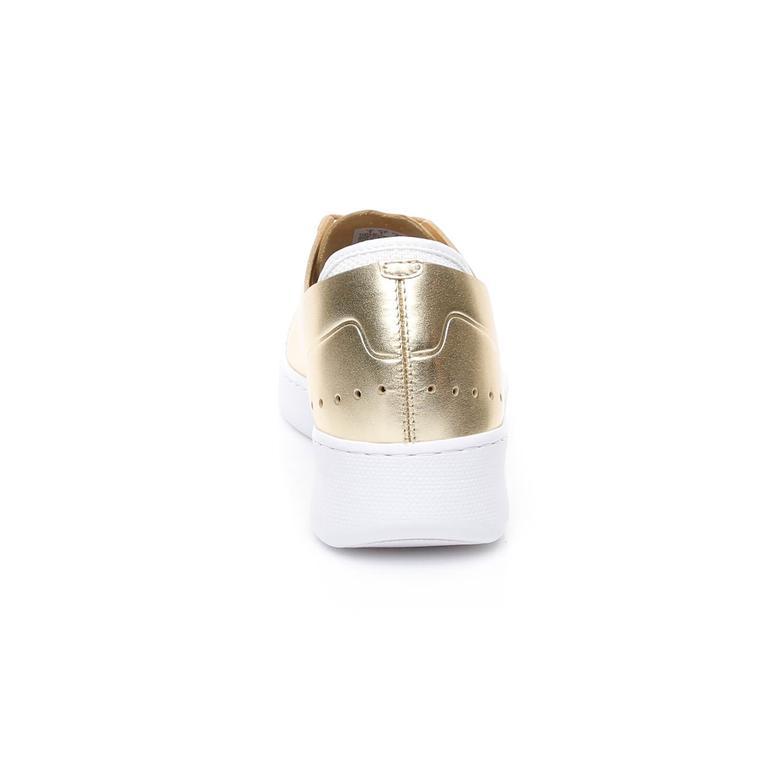 Lacoste Eyyla Sarı Kadın Sneaker