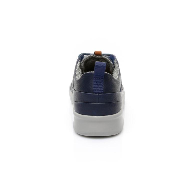 Lacoste Explorateur 317 1 Erkek Lacivert Sneaker