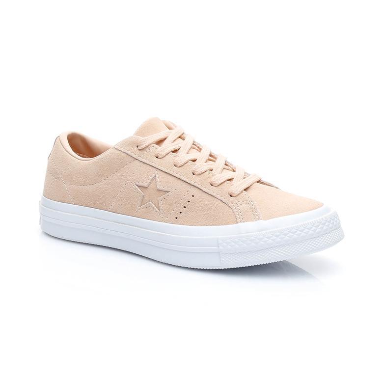 Converse One Star Kadın Pembe Sneaker
