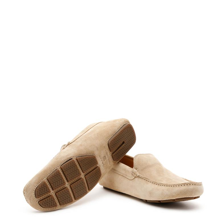 Gant Erkek Bej Slip-on Ayakkabı