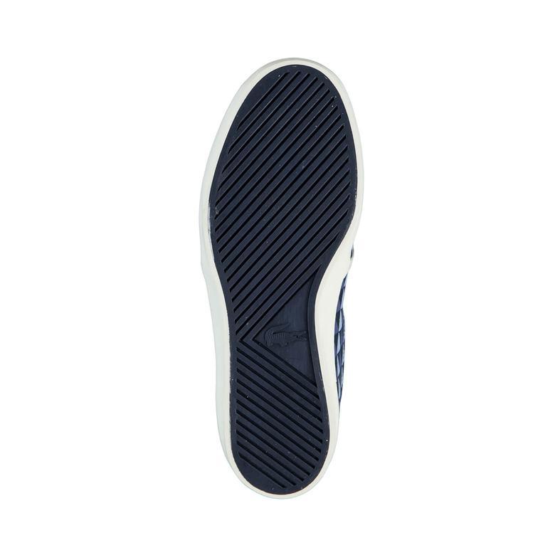 Lacoste Gazon Kadın Lacivert Sneaker