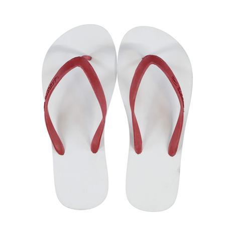 Lacoste Kadın Ancelle Slide  Beyaz Terlik