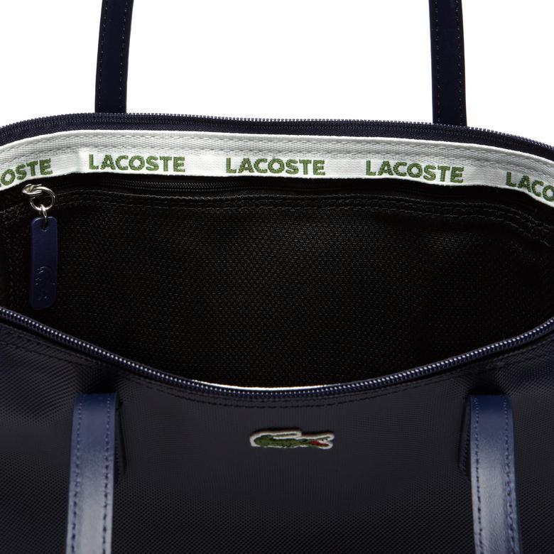 Lacoste L.12.12 Concept Kadın Lacivert Çanta