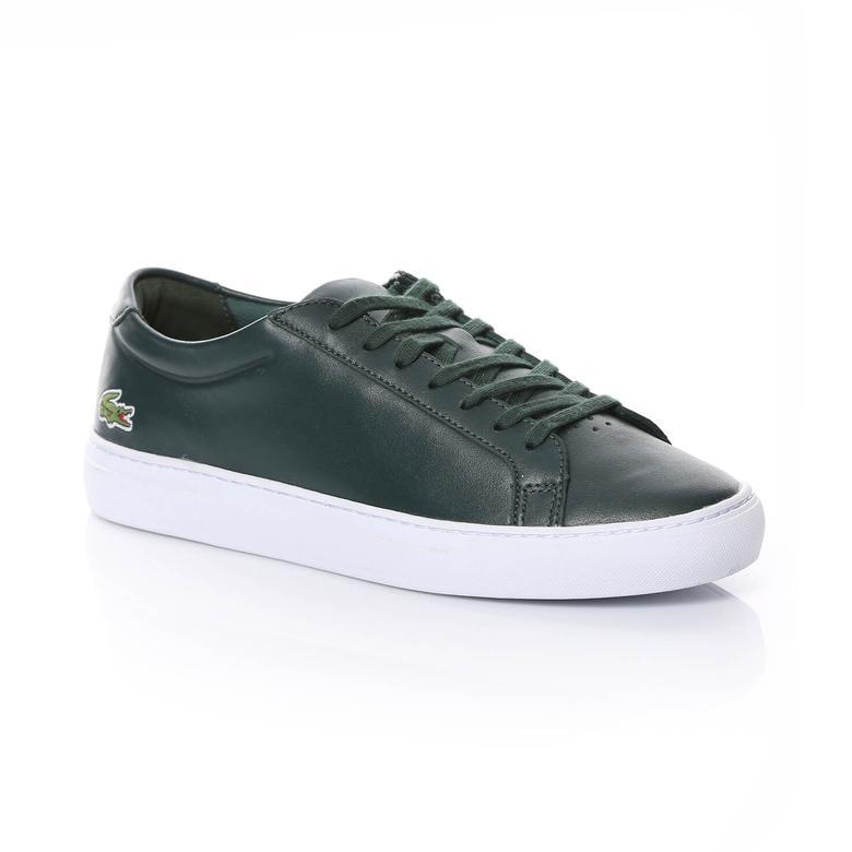 Lacoste L.12.12 116 1 Erkek Yeşil Sneakers Ayakkabı