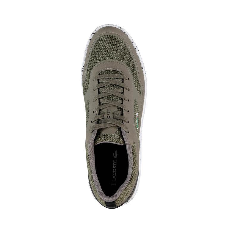 Lacoste Explorateur Sport 317 4 Erkek Yeşil Sneaker