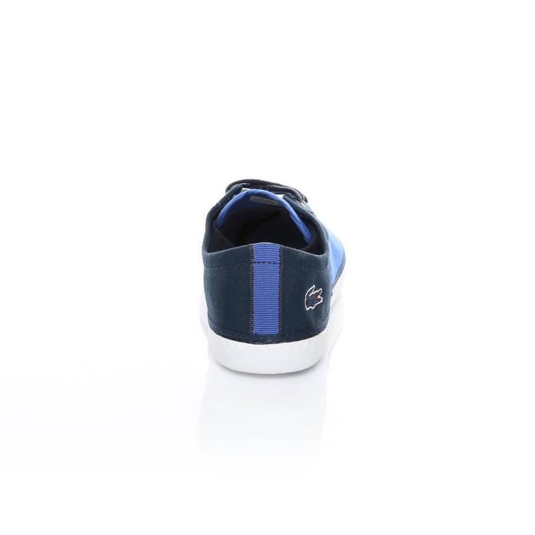Lacoste Malahını Deck Erkek Mavi Spor Ayakkabı