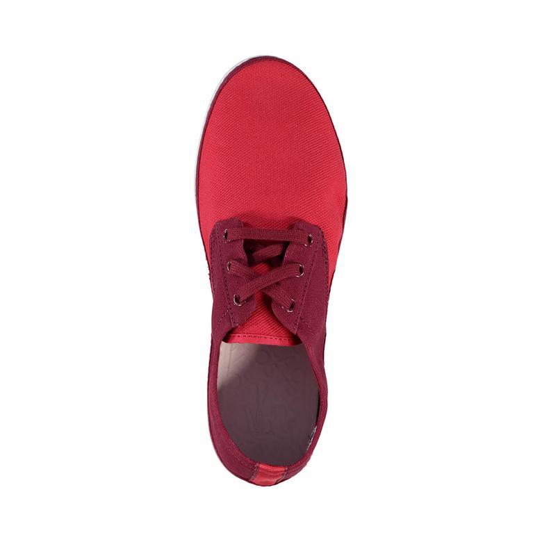 Lacoste Malahını Deck Erkek Kırmızı Spor Ayakkabı