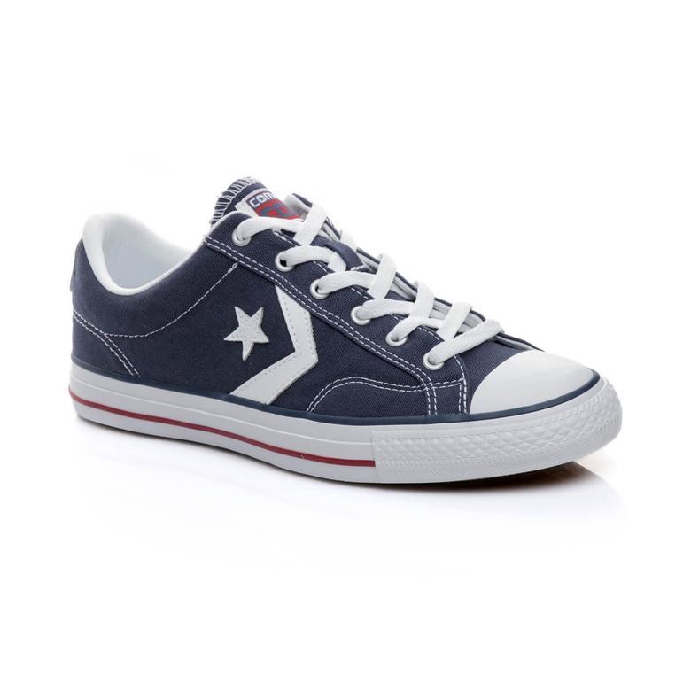 Converse Star Player Unisex Lacivert Sneaker