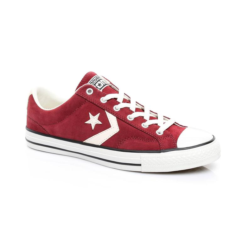 Converse Star Player Unisex Bordo Sneaker