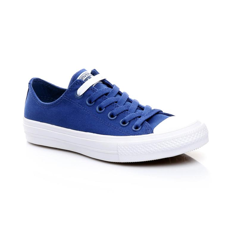 Converse Chuck Taylor All Star II Unisex Mavi Sneaker