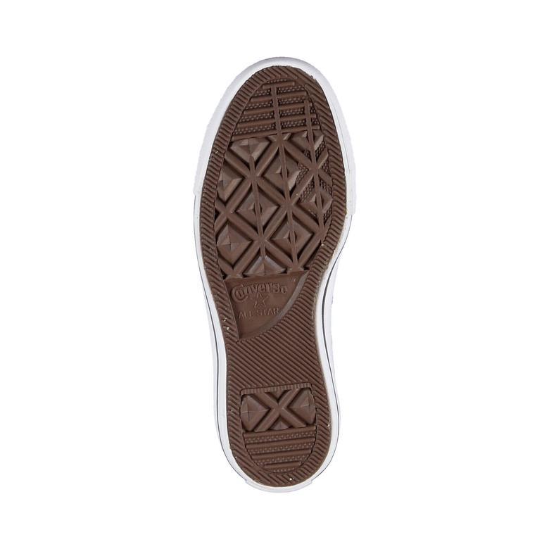 Converse Chuck Taylor All Star Kadın Bordo Sneaker