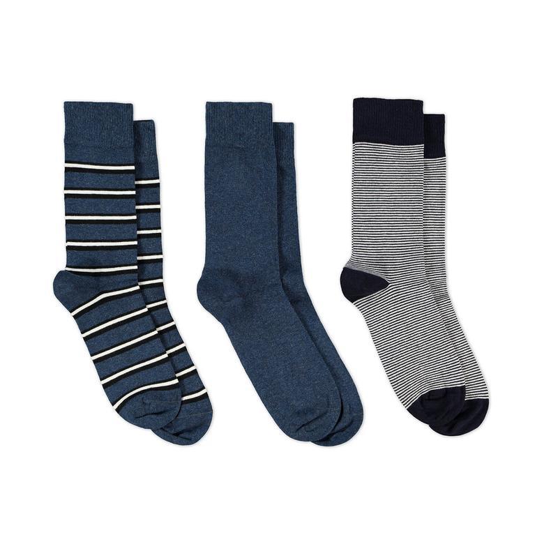 Lacoste Erkek Lacivert Çorap