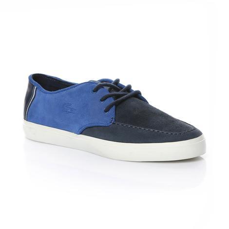 Lacoste Sevrın Erkek Koyu Mavi Casual Ayakkabı