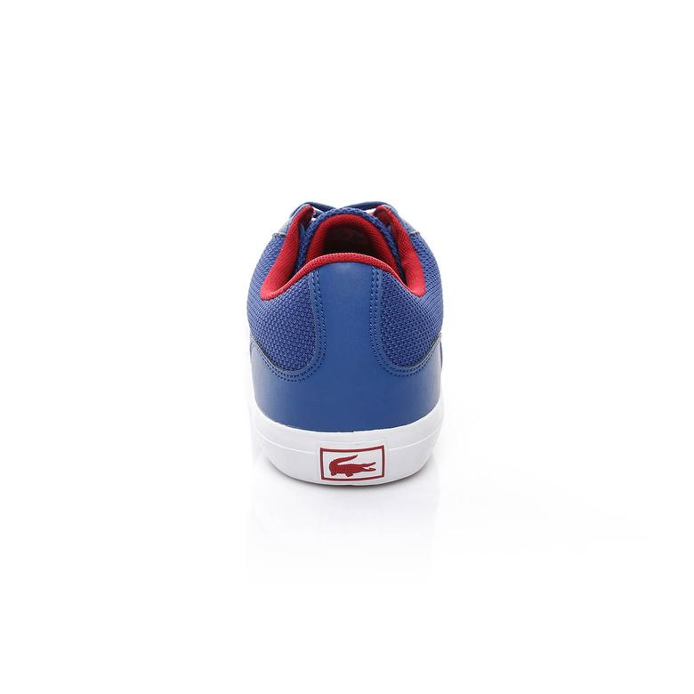 Lacoste Lerond 117 3 Erkek Mavi Sneaker
