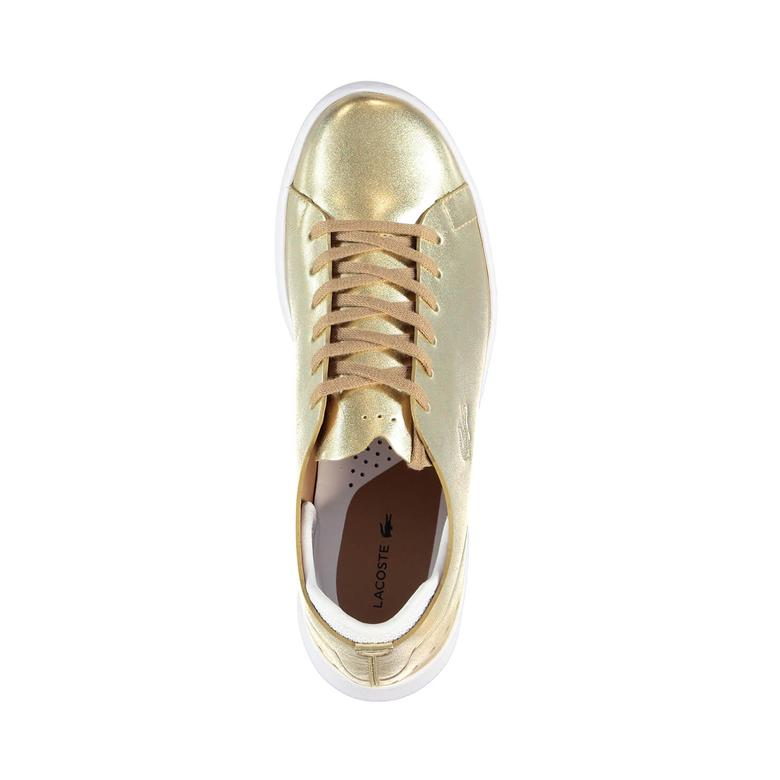 Lacoste Eyyla Kadın Gold Sneaker