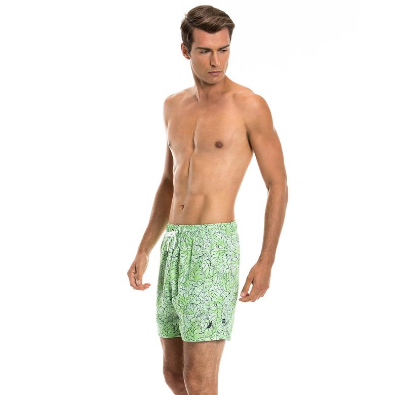 Nautica Erkek Yeşil Mayoşort