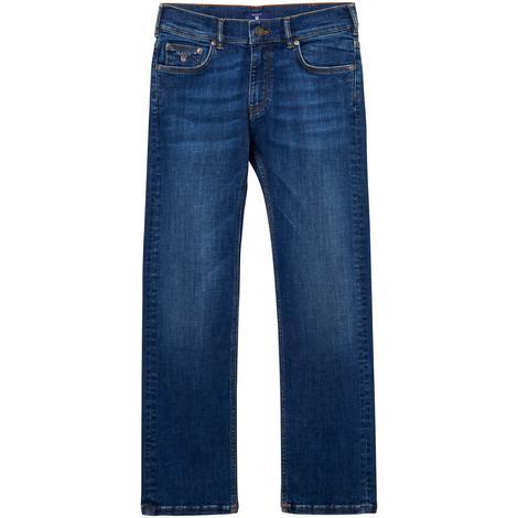 Gant Çocuk Mavi Pantolon