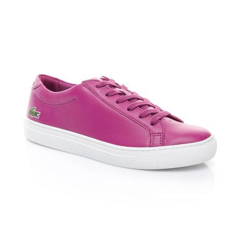 Lacoste L.12.12 Kadın Mor Spor Ayakkabı
